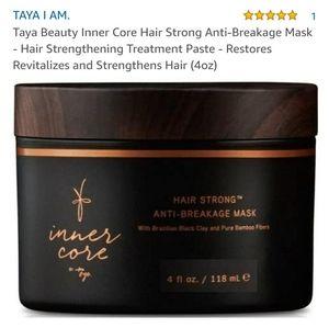 Sealed! Taya inner core anti breakage hair mask